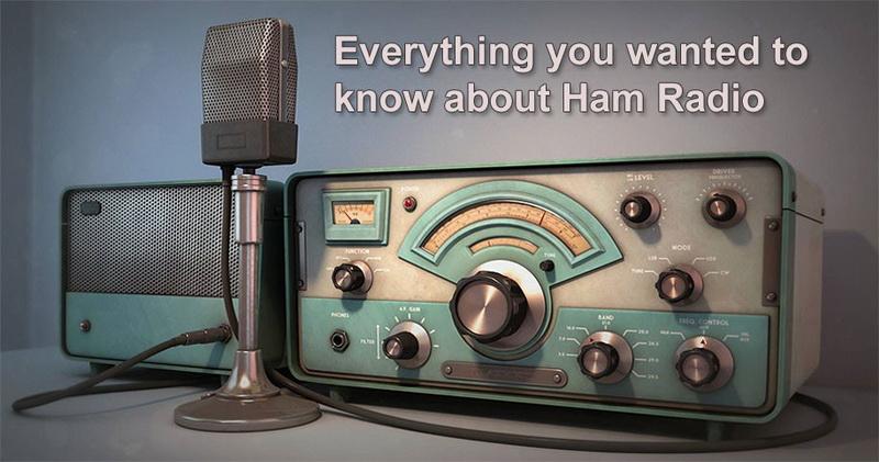 Were visited olivia hf transmitting amateur radio